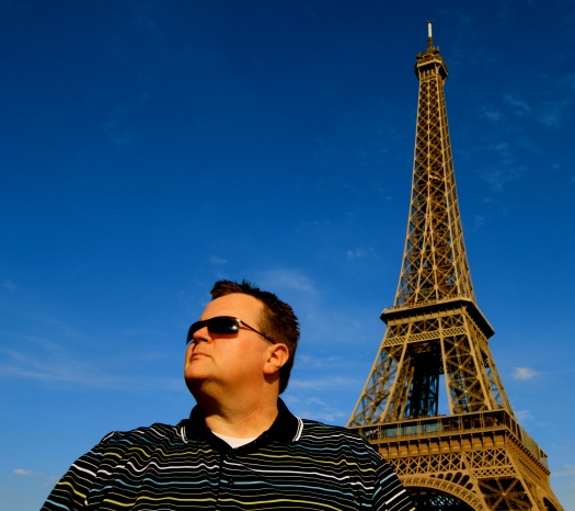 I've been to Paris 4 times now, and I still cannot find the Eiffel Tower! I know it is around here somewhere?