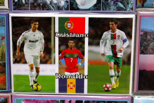 A claim to fame for sports fans...Madeira is the birthplace of one of the best soccer players currently in the world: Christiano Ronaldo