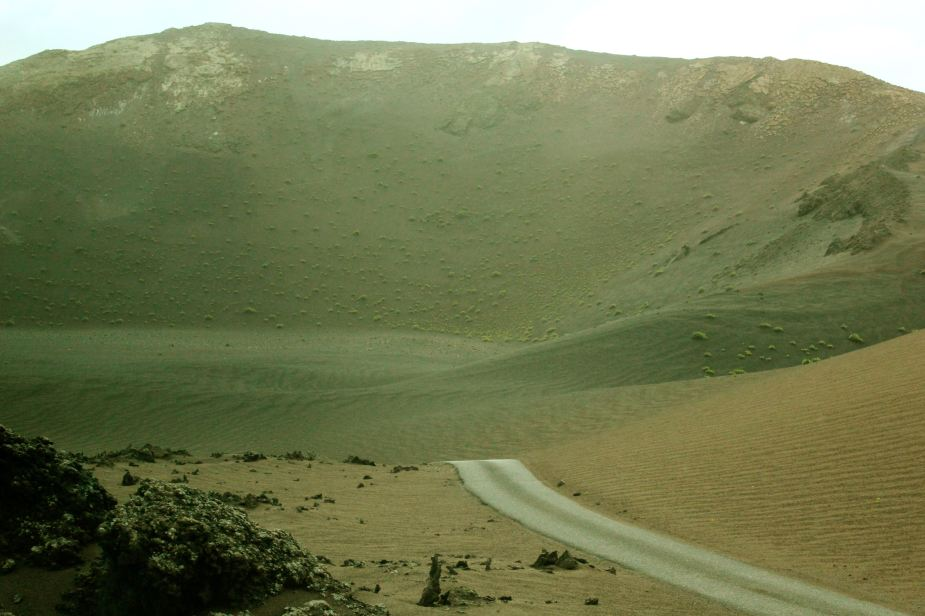 Several movies have been filmed here because of its otherworldly scenery (Planet of the Apes for example)