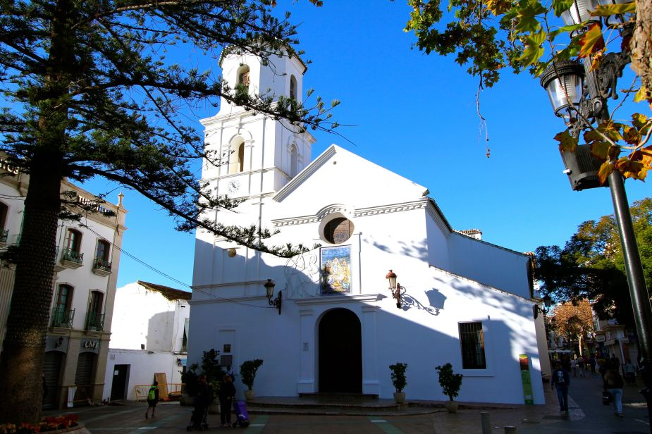 The Church of El Salvador was built in 1697