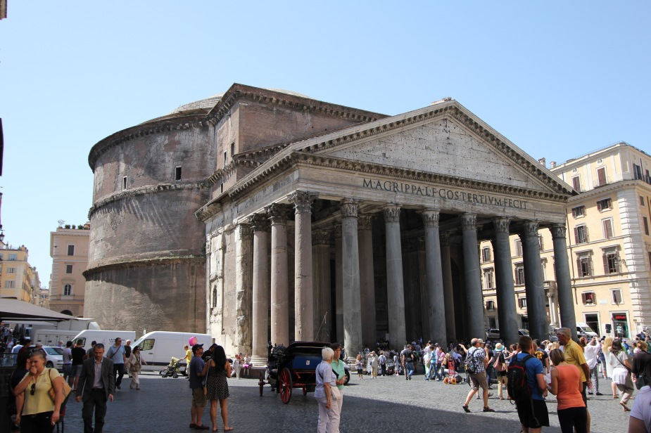 The Pantheon, meaning