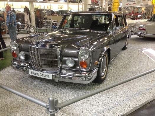1938 Mercedes