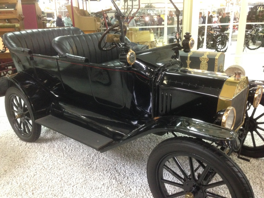 1920s Ford Model-T