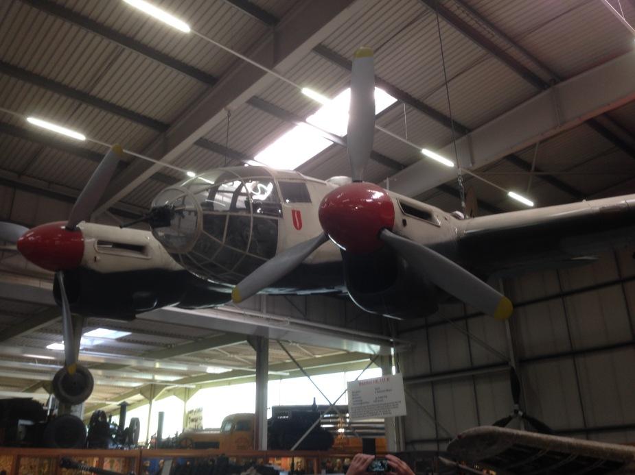 German WWII Bomber Plane
