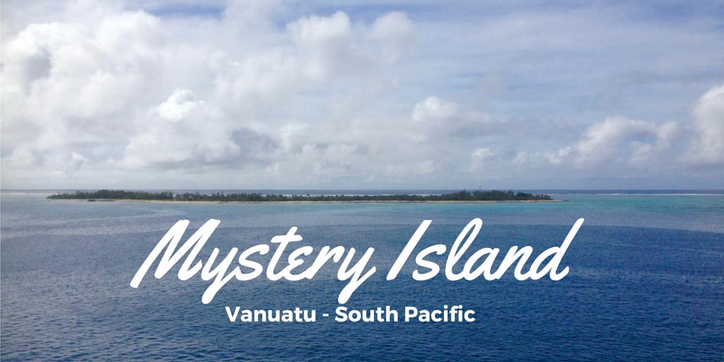 Our Journey to Mystery Island in Vanuatu  WorldThruOurEyes